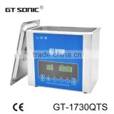 GT-1730QTS 3L Industrial PCB golf ball cleaning machine ultrasonic cleaner