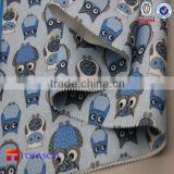 100% polyester bird printed oxford fabric 100% polyester printed with PVC coating fabric oxford fabric priting bag luggage.