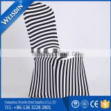 new style banquet chair cover white cheap 100%polyester banquet chair cover