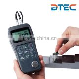 DTEC DT220 Digitally Ultrasonic Thickness Gauge,High Precision 0.1/0.01mm(selectable),measure metal thickness