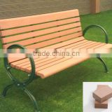 backless park bench modern park chair cheap modern bench