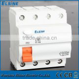 Electro-magnetic Type 4 Pole 25A-63A 230/400V MNL model RCCB Residual Current Circuit Breakers