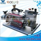 Efficient light and efficient pneumatic driven jetting machine.Optical Fibre Blowing Cable Machine