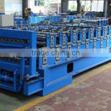 Taiwan Quality China Price Double Layer Roof Panel Roll Forming Machine for Building Material