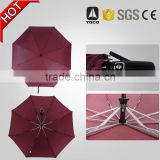 open diameter 43'' automatic open and close button fold umbrella for sale