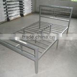 double decker metal bed