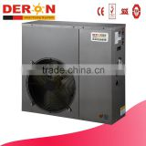 Deron 2016 new heat pump product air to water hot water heating device for room heating shower unit