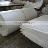 laminated polypropylene woven fabric in roll/pp transparent&white woven fabric in rolls
