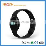 Fashion Design Round Shape Thin Skin Care H8 HR+ Activity Smart Heart Rate Wristband