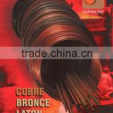 Phosphor Bronze, Silicon Bze rod & wire