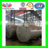 1 ton CWNS Eco Saving Fast Package Horizontal Industrial Automatic Biomass Pellet Oil/gas Hot Water Boiler