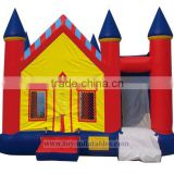 New arriving special inflatable mickey mouse bouncer and slide