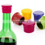 silicone candy color beer saver stopper wine bottle stopper sealer