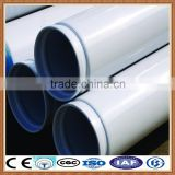 Flexible large diameter plastic pipe/plastic pipe end caps/black plastic water pipe roll alibaba express