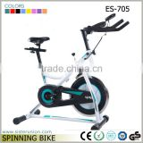 Professional Magnetic Silent Stationary Bicycle/Spinning Bike/Body Training Machine ES-705