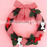 Christmas decoration, party necesaary items, christmas wreath, christmas garland