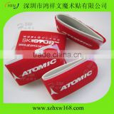 HXW-50*450mm colored ski binding straps with custom logo printing