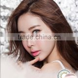 2017 Newest Beauty cosmetic sexy eyes lenses HEMA health magic 3 tones eye lens korea contact lenses