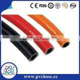 Rubber PVC lining fire fighting hose ,canvas water discharge hose ,pvc hose pipe manufacturer