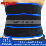 FDA Approved New Products Neoprene Lumbar Back Brace/ Neoprene Waist Heavy Lifting Support Belt with springs