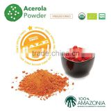 Organic Acerola (Malpighia Glabra) Powder [Available for immediate shipment to Europe]