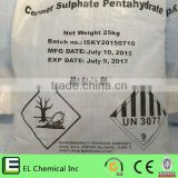 High Quality Copper Sulphate Price
