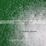 Tech Grade/Food Grade Acetic acid Sodium salt Sodium Acetate,Factory Supply
