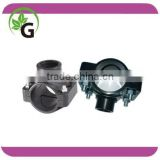 pp saddle clamp compression fittings irrigation supplier pp compression fittings male tee pipe and fitting