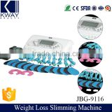 Latest products in market electro stimulation beauty instrument slimming machine with CE certification
