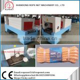 wrapping Machine Type and Electric Driven shrink wrap machine from Shandong Rope Net Machinery Vicky/E:ropenet16@ropenet.com