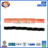 colored polyester diamond braided rope
