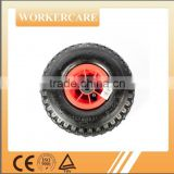 10inch pneumatic wheel for hand truck , garden cart , beach wagon etc