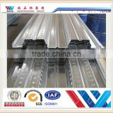 Low cost building materials composite floor decking sheets,composite deck sheet steel floor decking