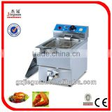 Counter top Stainless Steel Electric Fryer(DF-12L)