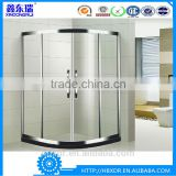 Hot Sale Fittings for Square Sliding Glass Shower Room