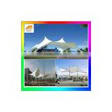 PVC coated tarpaulin fabric tarp stretch tent material