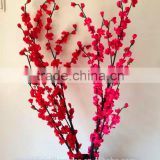 wholesale latest artificial peach blossom tree