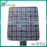 amply supplied beach floor picnic blanket, picnic mat, camping blanket
