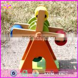 2016 new fashion kids wooden windmill toy,popular wooden windmill toy,best sale wooden windmill toy W12D044