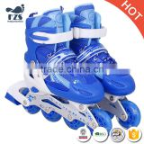 flashing children quad roller skate 4 wheel Skate Shoe