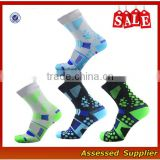 FXS145 Cheap Wholesale Custom Running Socks Unisex Sports Cycling Bicycle Sock