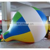 Inflatable PVC helium promotional balloon/ PVC advertising balloon/cube/sphere/ball