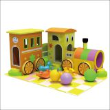 HLB-D1721 Train Toy Children Playground Kids Indoor Playhouse