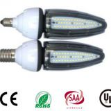 IP65 led corn light bulb 50W waterproofing E27 Base high luminous Flux 90-277VAC for enclosed fixtures
