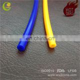 Soft Non-toxic Medical Grade Silicone Tube/flexible Food Grade Silicone Hose/extruded Silicone Rubber Hose