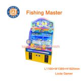 Zhongshan amusement redemption hot sale fishing hunting game flyfishing master coin operated