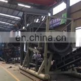 Hot sale mobile gold mining trommel Chinese brand