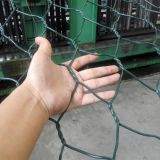 Plastic Coated Gabion Wire Mesh Boxes Rockfall Netting‎ Anti Corrosion
