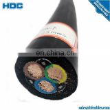 2PNCT/SB T2PNCT/SB 600V high tension round rubber cable tinned copper EPR CR braidong shiled 3.5 0.75-150mm2 JIS 3327