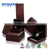 SINMARK Fine Workmanship Luxury Custom Jewelry Boxes